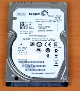 Ổ cứng Seagate 320g