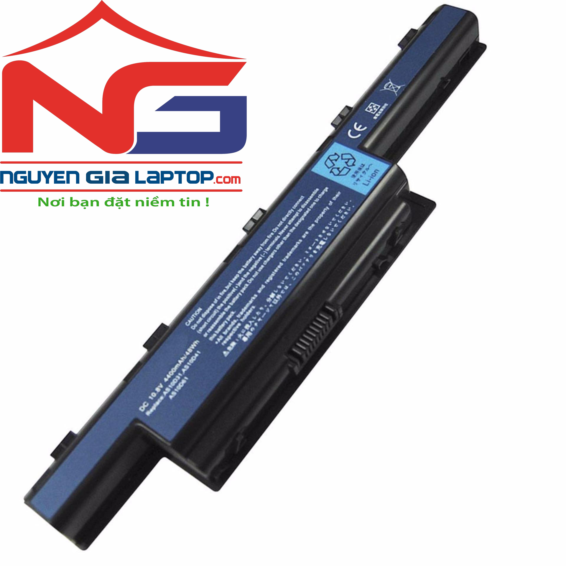 Pin Acer Aspire 4740