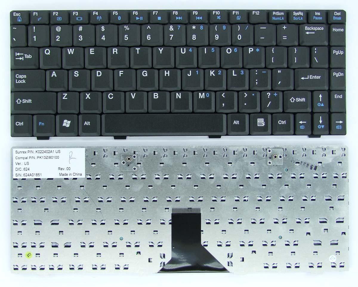Bàn Phím Laptop Lenovo Y400