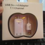 USB SOUND 7.1 Channel
