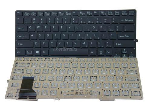 Bàn phím Laptop Sony SVE13 – màu đen
