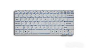 Bàn phím Laptop Sony SVE141- màu trắng