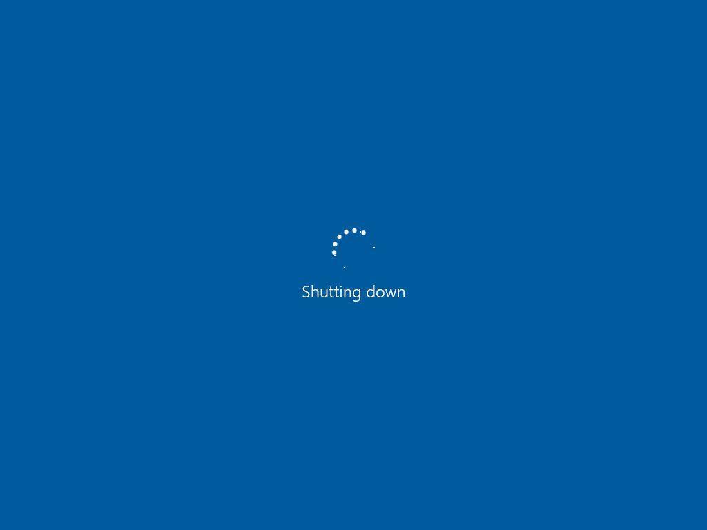 Cách khắc phục lỗi máy tính, laptop bị treo mỗi khi shutdown máy.