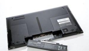Sửa lỗi laptop sạc không vào điện.