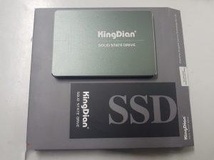 SSD KINGDIAN 120G