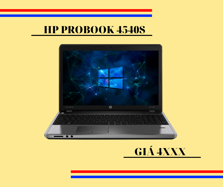 LAPTOP HP PROBOOK 4540S (Core i5-3320M/ Ram 4G/ HDD 250G)