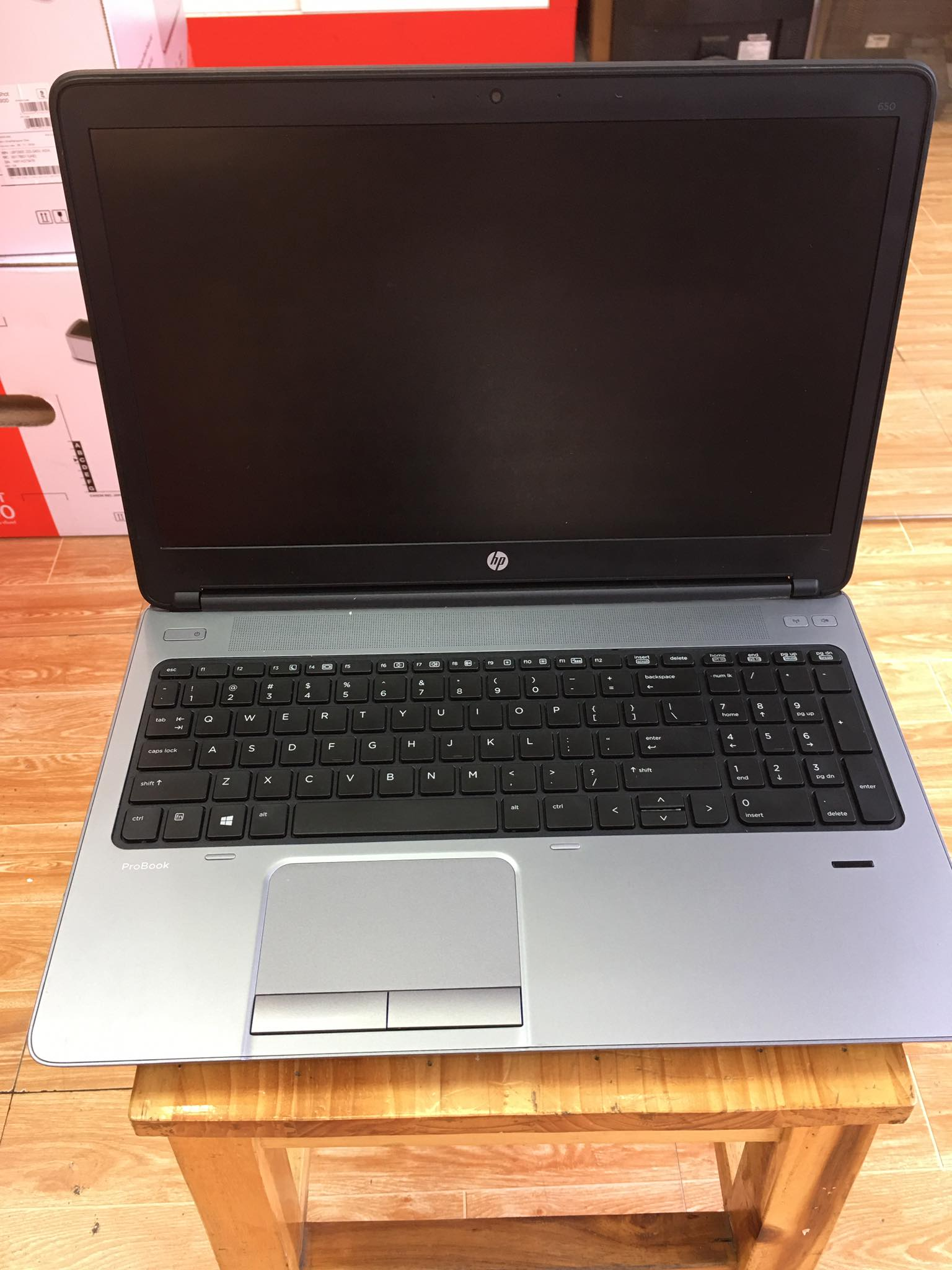 Laptop HP Probook 650G1 (Core i5-4300/ Ram 4G/ HDD 320G)